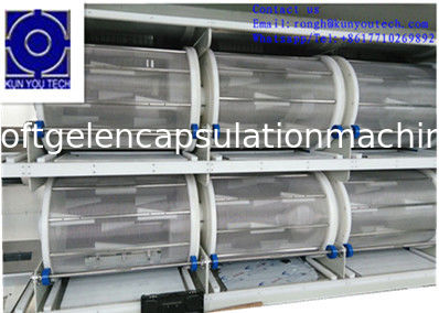 2 Layers Big Air flow Encapsulation Tumbler Dryer  TD2 and TD3