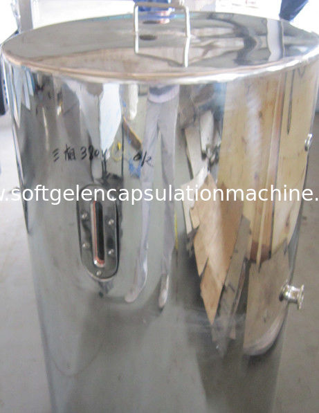 350L Gelatin Stainless Steel Storage Tanks For Gelatin Storge
