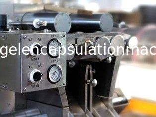 PLC Control Pharmaceutical Machinery For softgel filling Capsule
