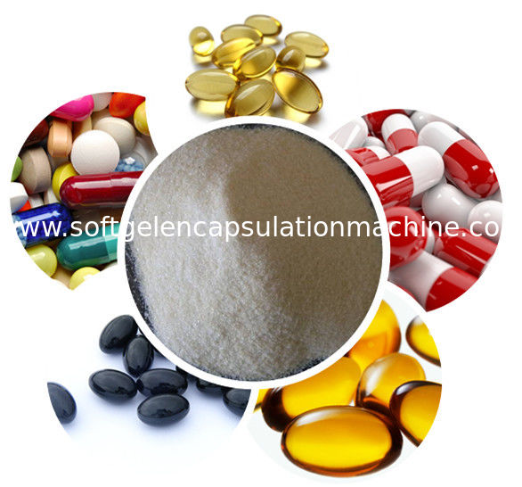 Pharmaceutical Grade Gelatin For Soft Capsule And Softgel Production Use