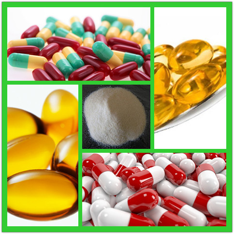 Encapsulation Pharmaceutical Grade Gelatin